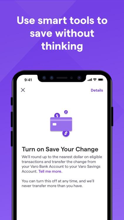 Varo Banking screenshot-3