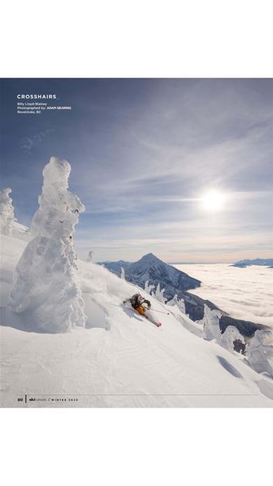 Ski Canada screenshot four