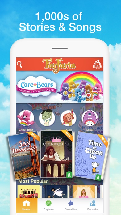 Top 10 Apps like LeVar Burton Kids Skybrary for iPhone & iPad