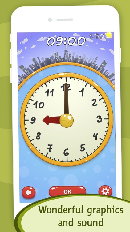 HappyClock: Learn to tell time screenshot-4