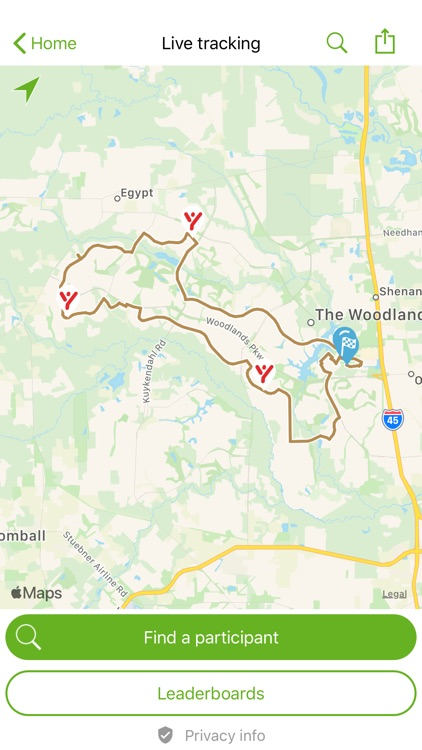 The Woodlands Marathon screenshot-7