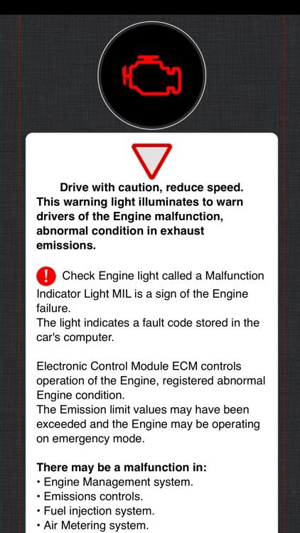 Warning Lights For Mini Cooper