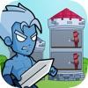 Hero Castle Wars - iPhoneアプリ