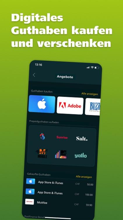 PostFinance App screenshot-5