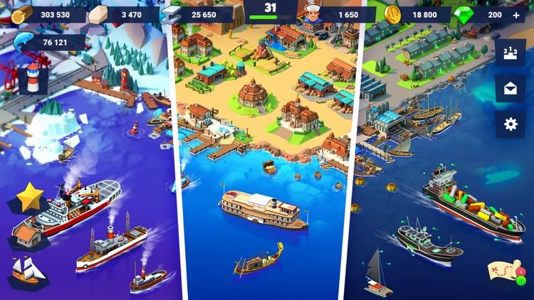 SeaPort: Ship Transport Tycoon screenshot-6
