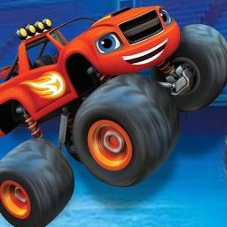 Blaze Monster Truck Race 2020