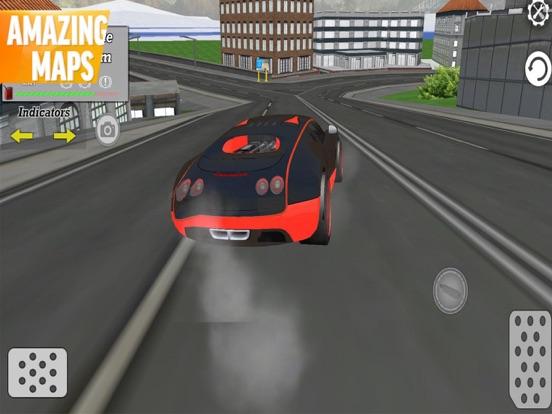 Sport Car Driving: City Advent screenshot 6