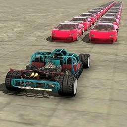 Real Ramp Car Driving