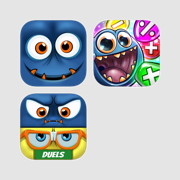 Monster Math 1 and 2 Free Bundle