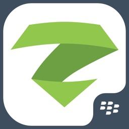 zIPS for BlackBerry