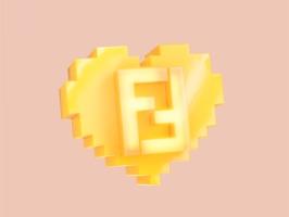 Fendi Holiday iMessage