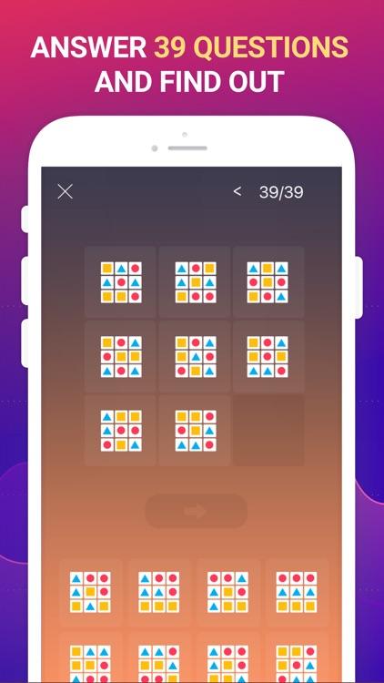 Superb IQ Test - Brain Test screenshot-4