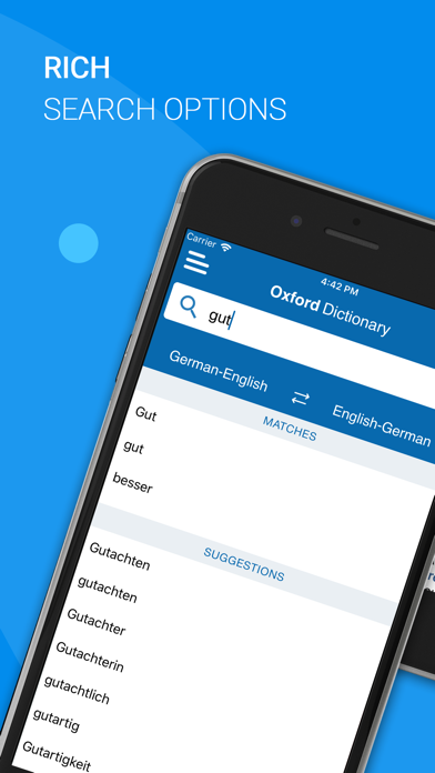 Oxford German Dictionaryのおすすめ画像2