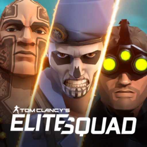 Tom Clancy's Elite Squad free software for iPhone and iPad