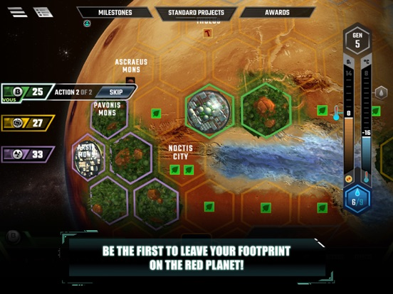 Terraforming Mars screenshot 12