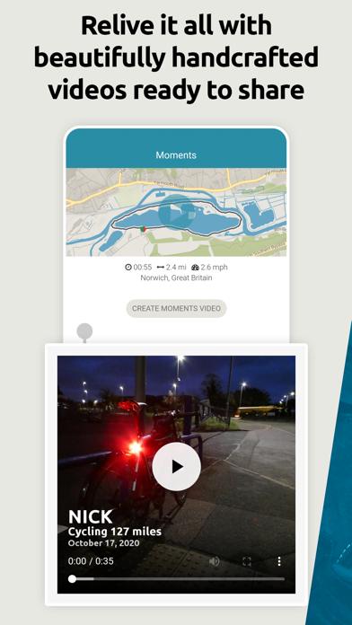 Map My Tracks: run tracker proのおすすめ画像7