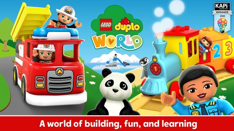 LEGO® DUPLO® WORLD screenshot-0