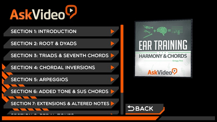 Harmony & Chord Progressions screenshot-3