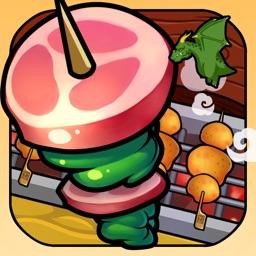 jeux de cuisine-Magic BBQ