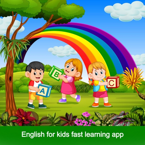 English for Kids Fast Learning icon