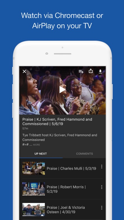 TBN: Watch TV Live & On Demand screenshot-4