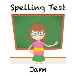 Spelling Test Jam
