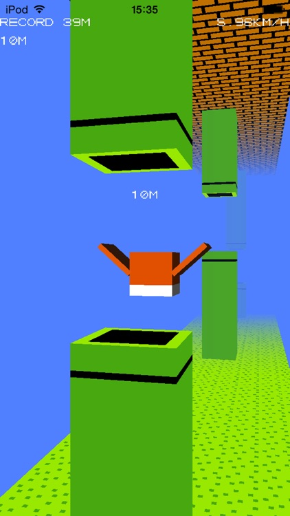 Jumping Bird 3D