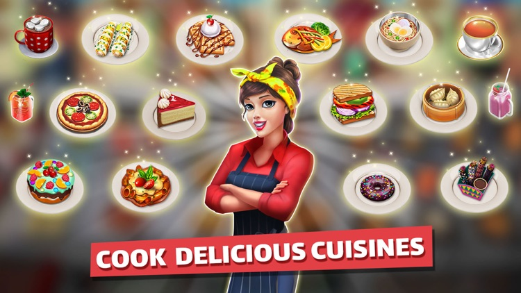 Food Truck Chef™ Cooking Game screenshot-7