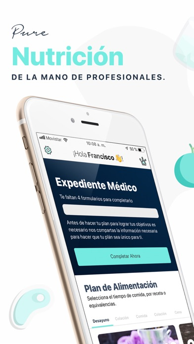 Screenshot for Pureup in Viet Nam App Store