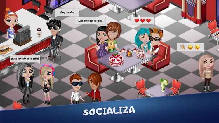 Avatar Life - amor & juegos screenshot-3
