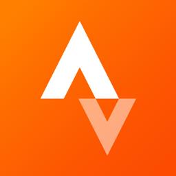 Ícone do app Strava - Correr e pedalar