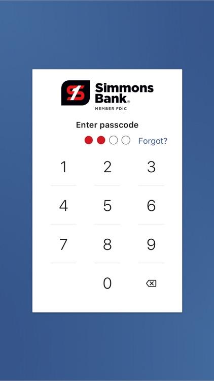 Simmons Bank