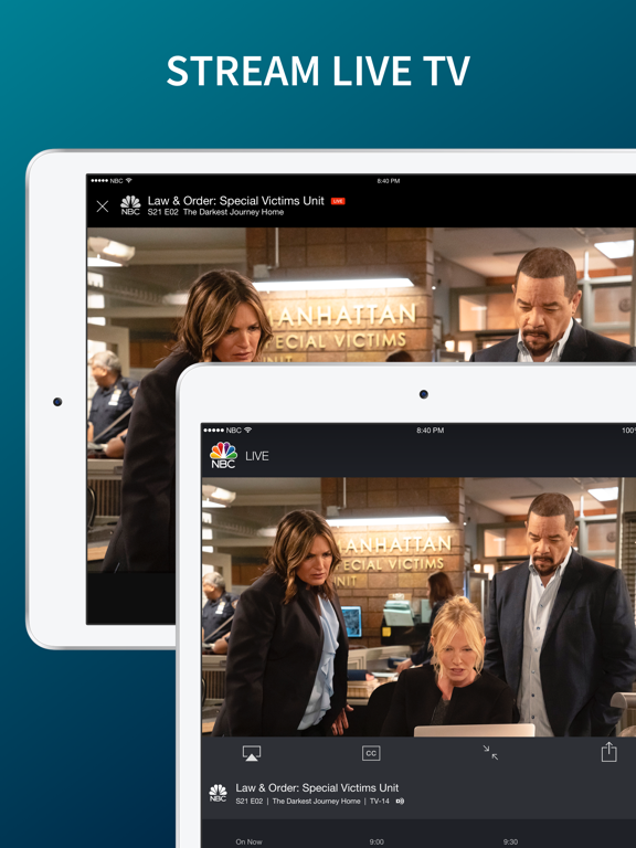 NBC - Watch Live TV Now and Stream Full Episodes screenshot