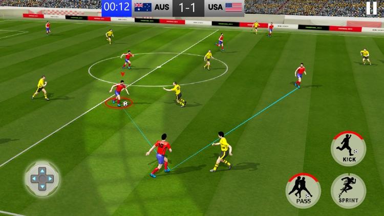 Play Soccer 2020 - Real Match screenshot-8