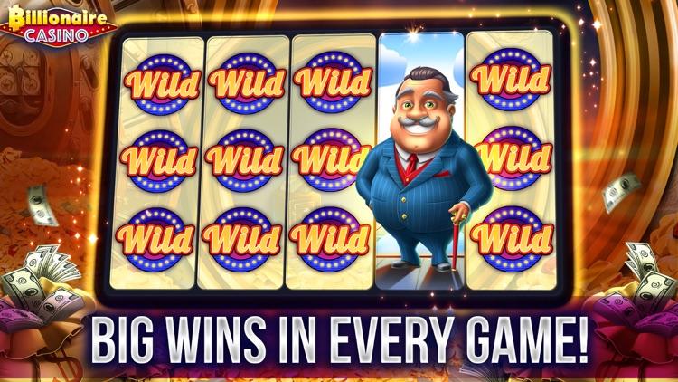 Billionaire Casino™ Slots 777 screenshot-0