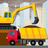 duytu tran - Kids Construction: Preschool  artwork