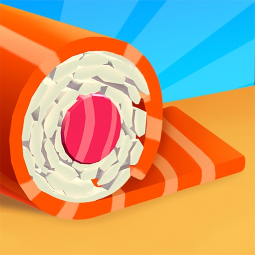 Sushi Roll 3D - ASMR Food Game