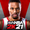 App Icon for MyNBA2K21 App in United States IOS App Store