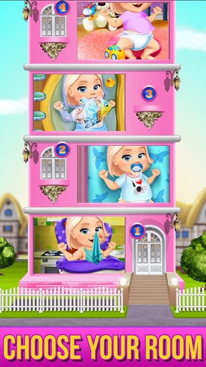 Baby Games & Care Adventure screenshot-9