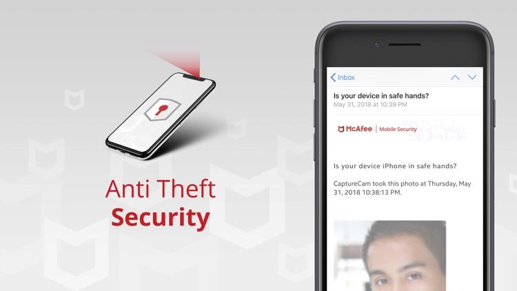 McAfee Mobile Security screenshot-7