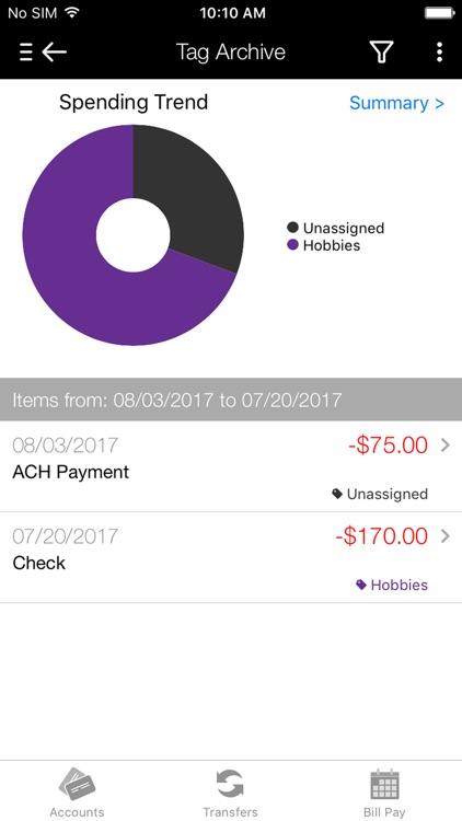 Templeton Savings Bank Mobile screenshot-3