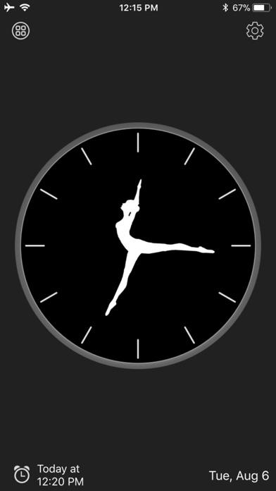 アナログ時計 - 時計ウィジェット,目覚まし時計のおすすめ画像3