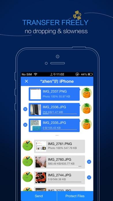 SHAREit - Connect & TransferScreenshot von 3