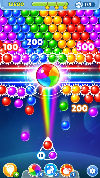 Bubble Shooter Ⓞ Pastry Pop screenshot-3
