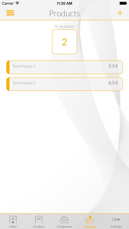 iInvoices PRO screenshot-3