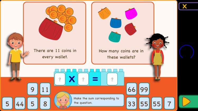 Multiplication Tables & Apples screenshot-8