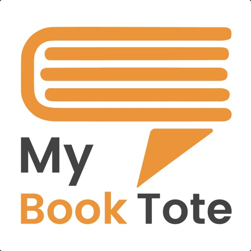 Download My Book Tote free for iPhone, iPod and iPad