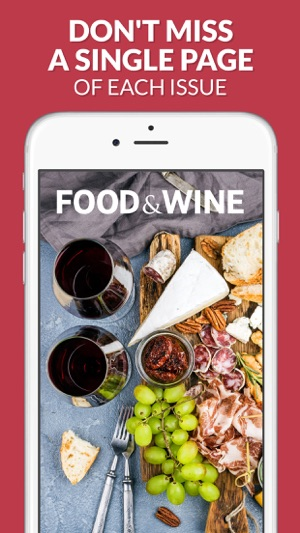 Food Wine On The App Store