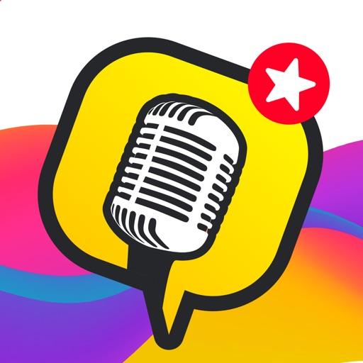 Celebrity Voice Changer Prankz iOS App