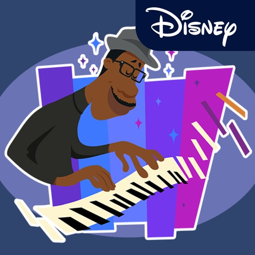 Pixar Stickers: Soul